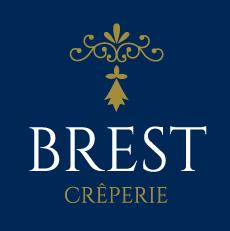 Brest Creperie Logo